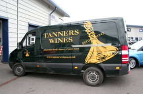 tanners sprinter mwb